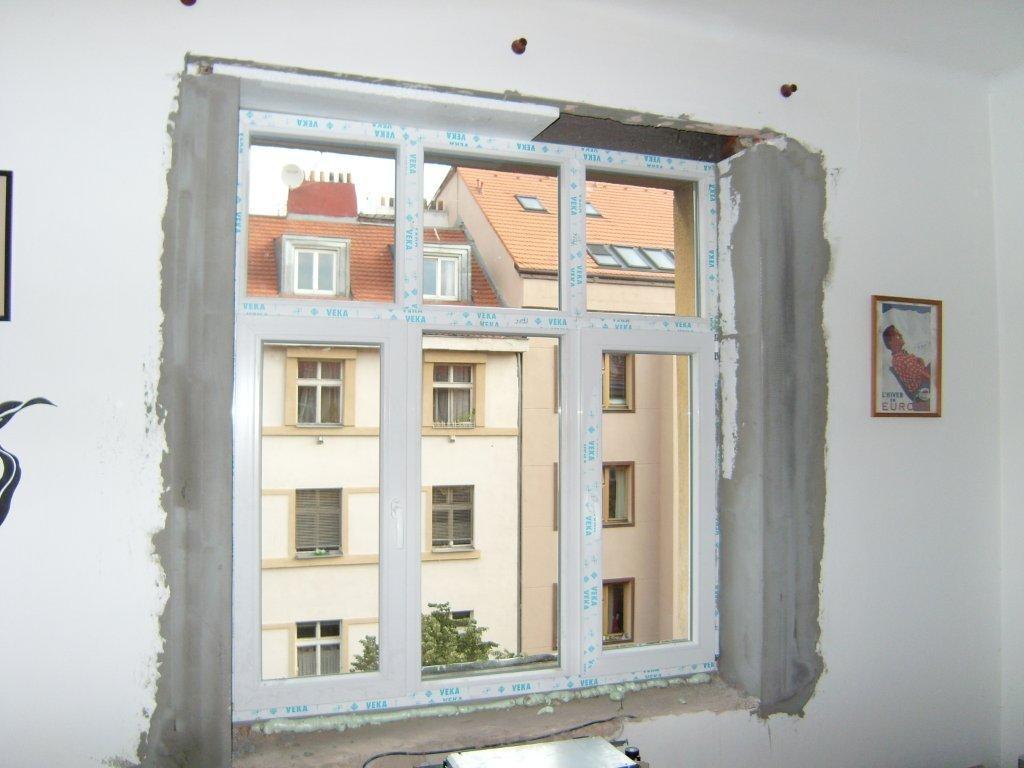 Plastová okna praha